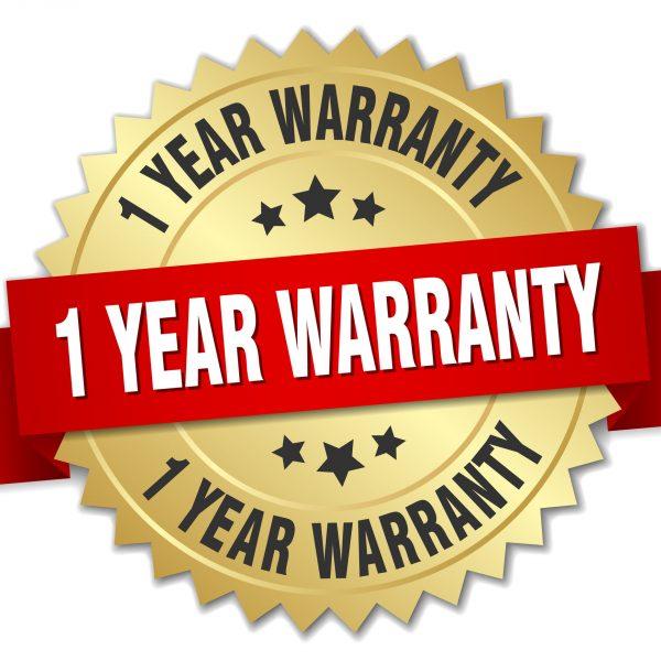 1 year hoverboard warranty