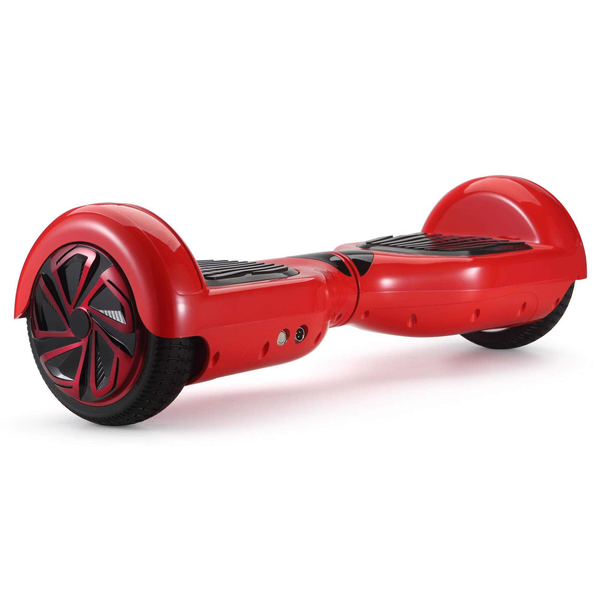 (red) back angle hoverboard view