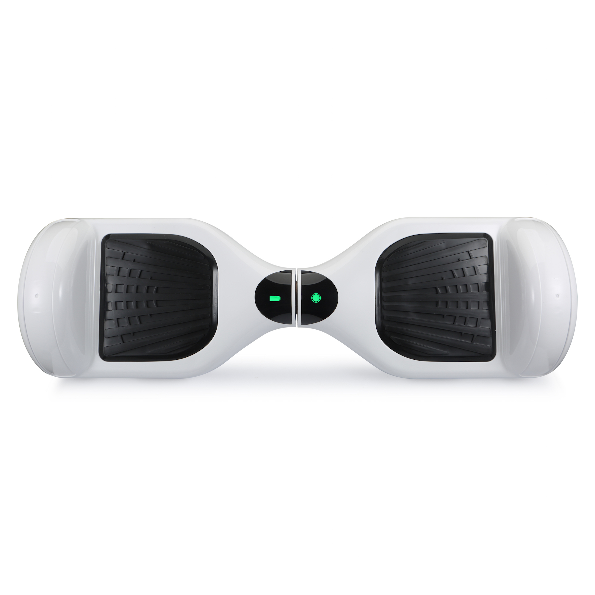 (white) top hoverboard view