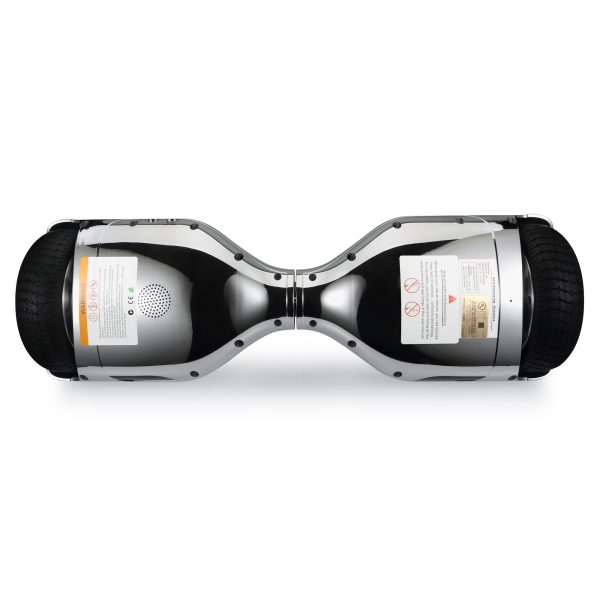 (chrome) bottom hoverboard view