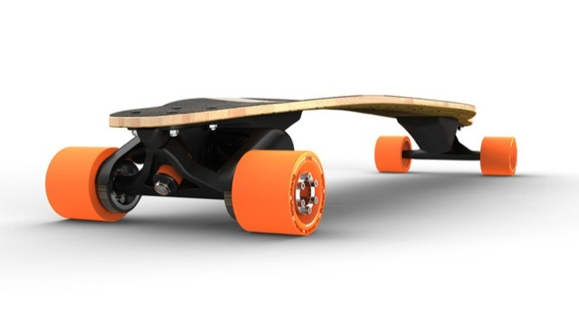 Vecaro electric skateboard