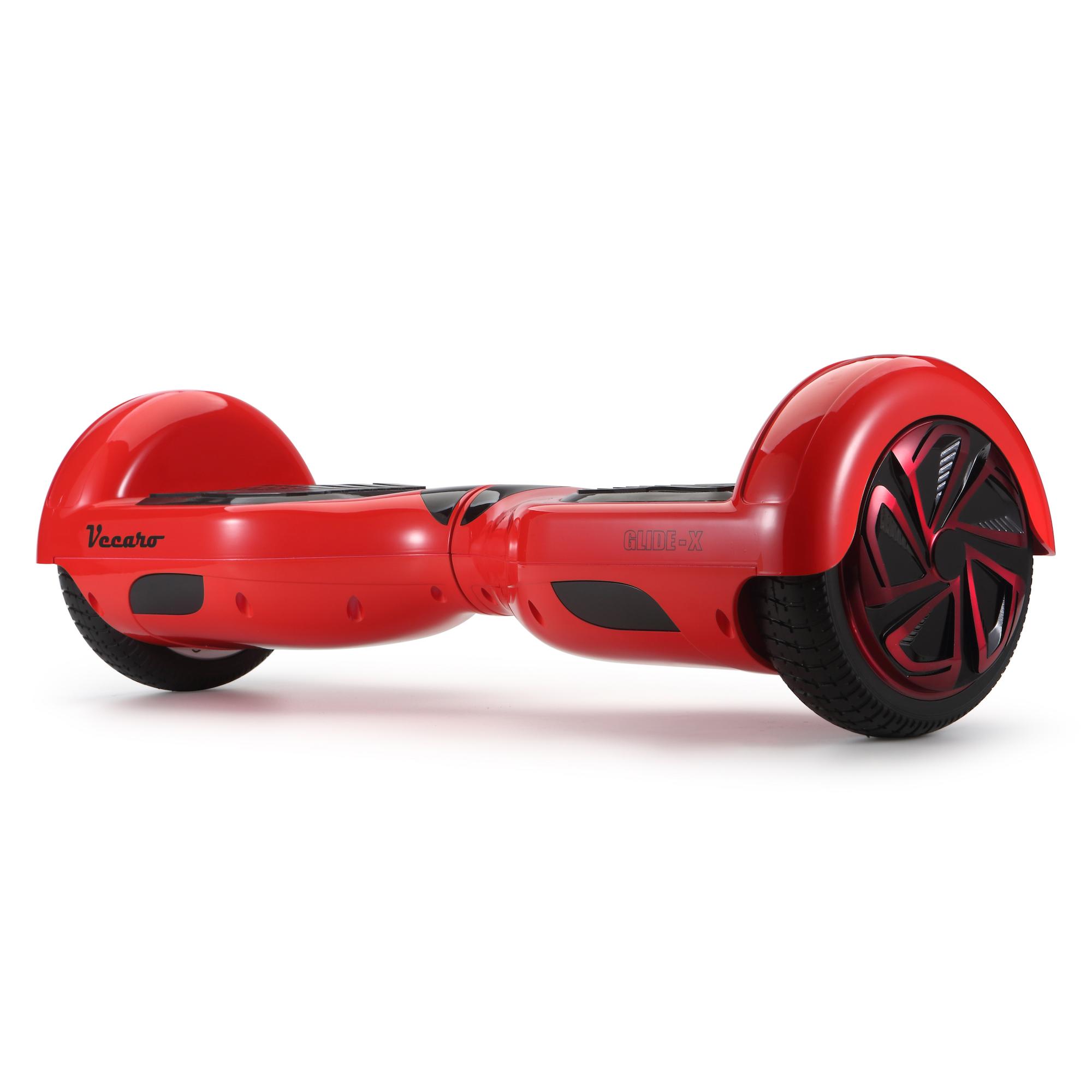 glide x hoverboard red. Black Bedroom Furniture Sets. Home Design Ideas