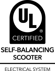 Hoverboard UL certified logo